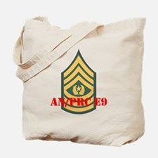 Command Sergeant Major Tote Bag