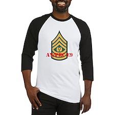 Command Sergeant Major Baseball Jersey