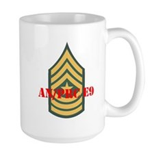 Staff Sergeant Major Mug