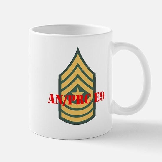 Staff Sergeant Major Mug