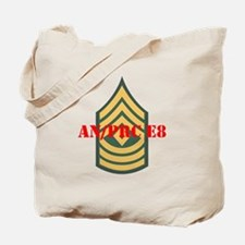 First Sergeant Tote Bag