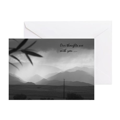 LD Journey Sympathy Cards (Pk of 20)
