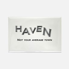 Cute Haven Rectangle Magnet