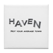 Cute Haven Tile Coaster