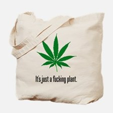 Just A Plant Tote Bag