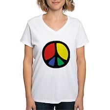 Flowing Peace Color Shirt