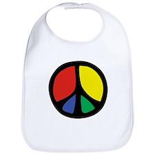 Flowing Peace Color Bib