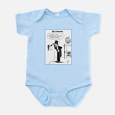 Telephonies 11-01-1911 Infant Bodysuit