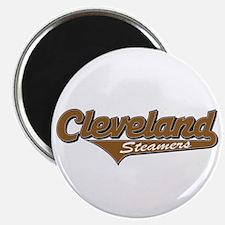 Cleveland Steamers Magnet