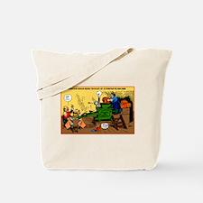Pumpkin Pie Machine Tote Bag