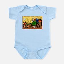 Pumpkin Pie Machine Infant Bodysuit