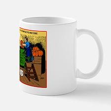 Pumpkin Pie Machine Mug