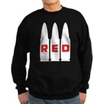 RED Sweatshirt (dark)