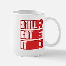 RED Still Got It Small Small Mug