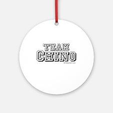 Team Chino -  Ornament (Round)