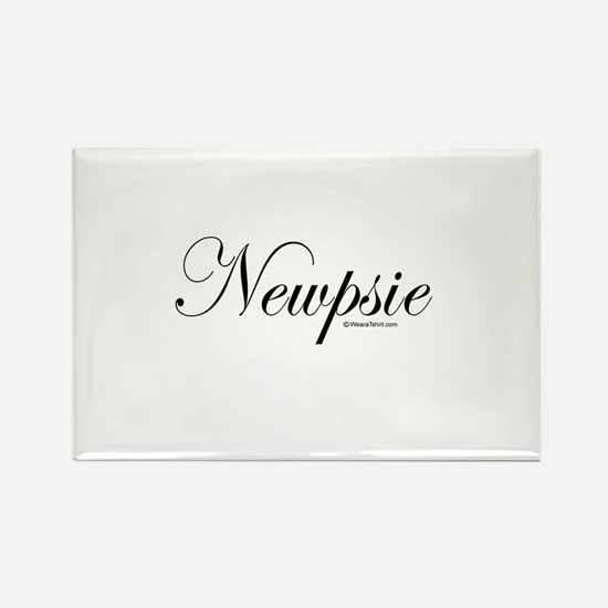 Newpsie - Rectangle Magnet