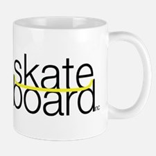 Serious Skateboard Inc Mug