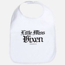 Little Miss Vixen -  Bib