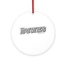 DUNZO -  Ornament (Round)