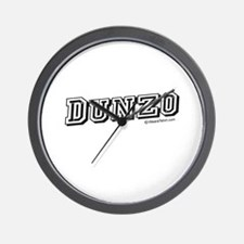 DUNZO -  Wall Clock