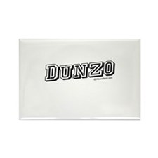 DUNZO - Rectangle Magnet