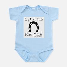 Captain Oats Fan Club -  Infant Creeper