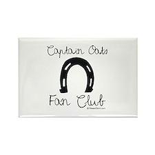 Captain Oats Fan Club - Rectangle Magnet