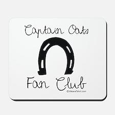 Captain Oats Fan Club -  Mousepad