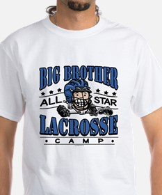 Big Brother Lacrosse Blue Shirt