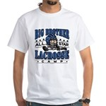 Big Brother Lacrosse Blue White T-Shirt