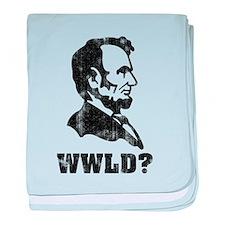 WWLD baby blanket