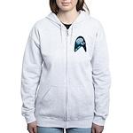 StarTrek Badge Women's Zip Hoodie