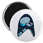 StarTrek Badge Magnet