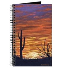 'Sonoran Sunset' Journal