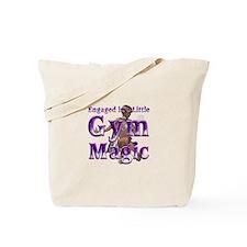 TOP Yoga Toga Tote Bag