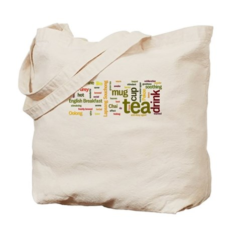 Ahh! Tea! Tote Bag