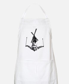 Freestyle Skiing BBQ Apron