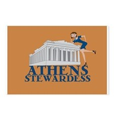 Athens Stew Postcards (Package of 8)