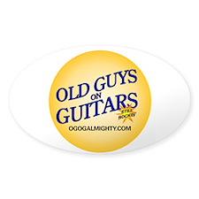 Ogog Sticker (oval)