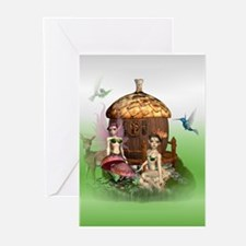 elven home Greeting Cards (Pk of 10)