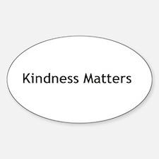 Kindness Matter Decal