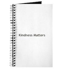 Kindness Matter Journal