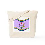 Ga'avah Flag Tote Bag