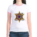 Ani Yehudi Jr. Ringer T-Shirt