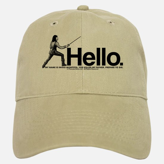 Princess Bride Inigo Montoya Baseball Baseball Cap