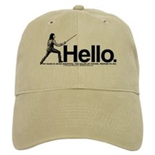 Princess Bride Inigo Montoya Baseball Cap