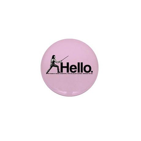 Princess Bride Inigo Montoya Mini Button