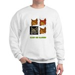 Cats On Catnip Sweatshirt