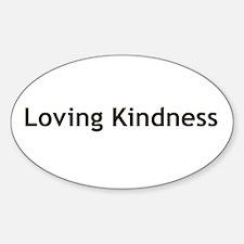 Loving Kindness Decal