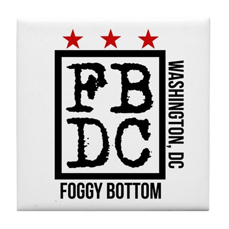 Foggy Bottom Coaster